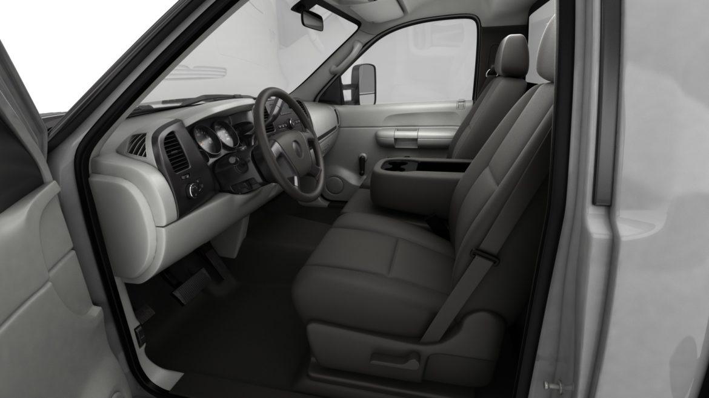 generic dually pickup truck 16 3d model 3ds max fbx blend obj 320814