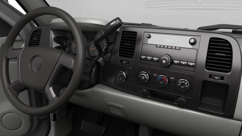 generic dually pickup truck 16 3d model 3ds max fbx blend obj 320817