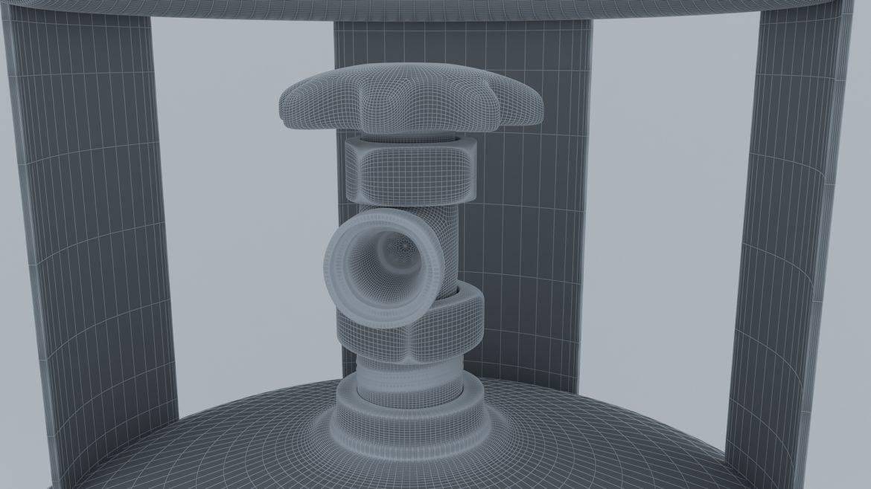 gas cylinder 3d model 3ds max fbx obj 321138