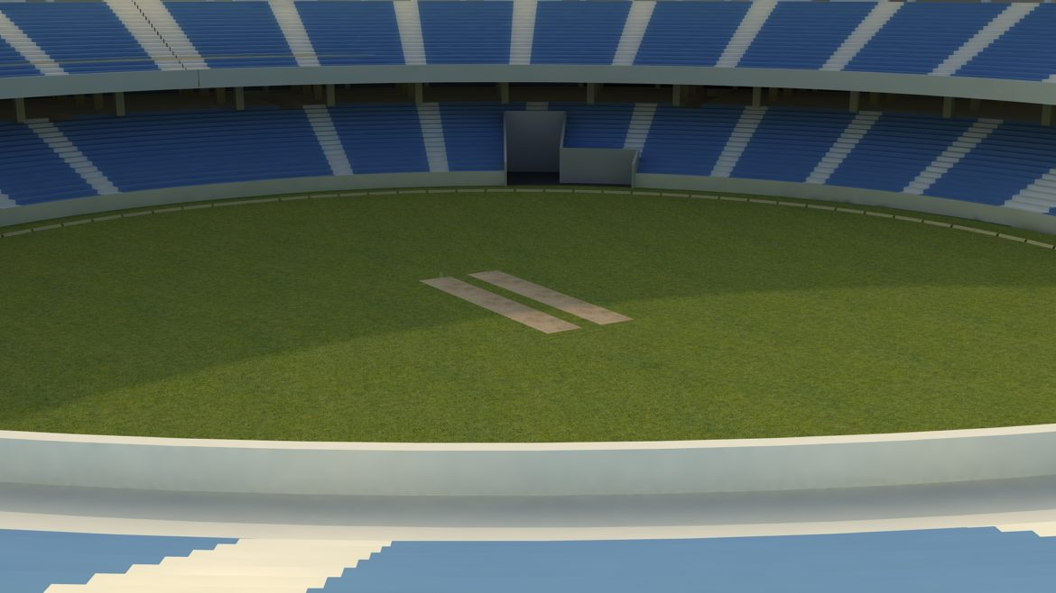 dubai cricket stadium 3d model 3ds max fbx obj 321214