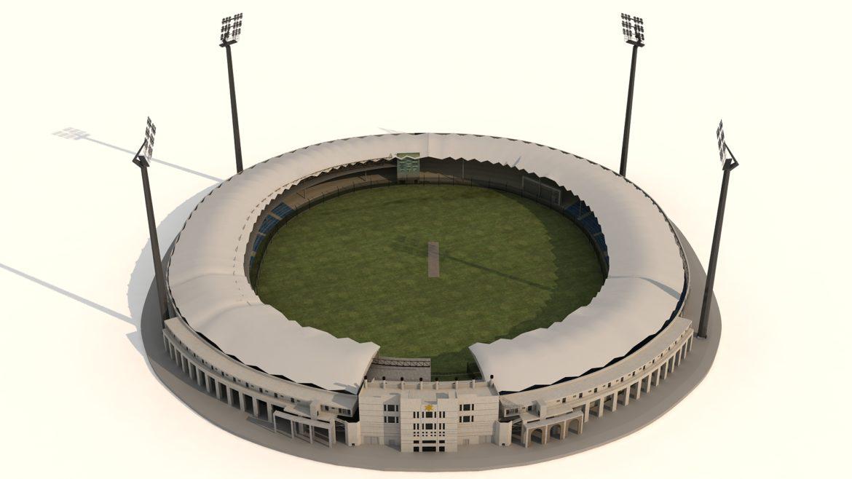 national cricket stadium 3d model 3ds max fbx obj 321263