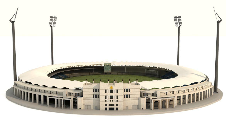 national cricket stadium 3d model 3ds max fbx obj 321264