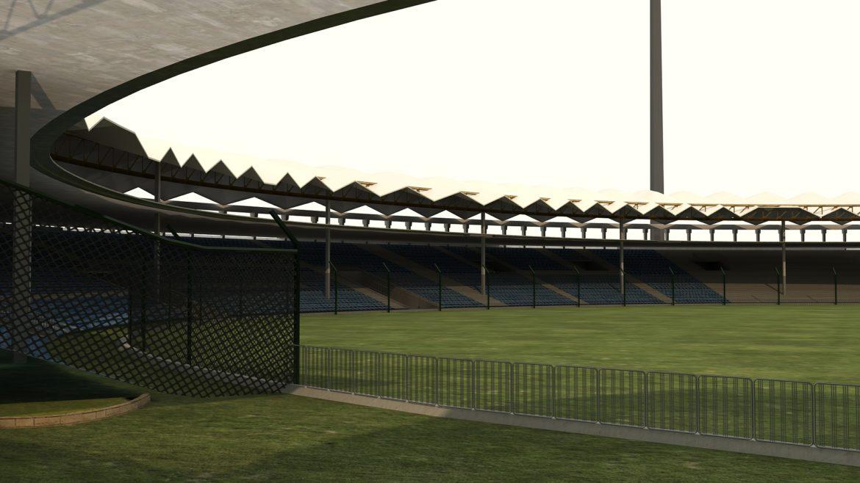 national cricket stadium 3d model 3ds max fbx obj 321270