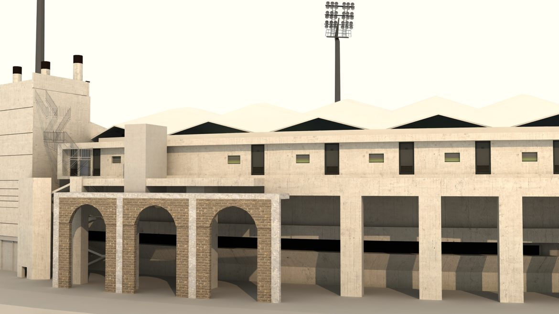 national cricket stadium 3d model 3ds max fbx obj 321271