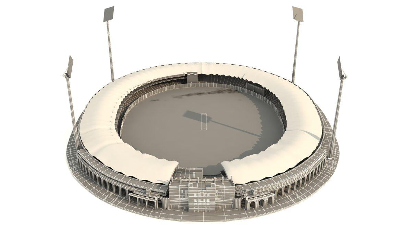 national cricket stadium 3d model 3ds max fbx obj 321274