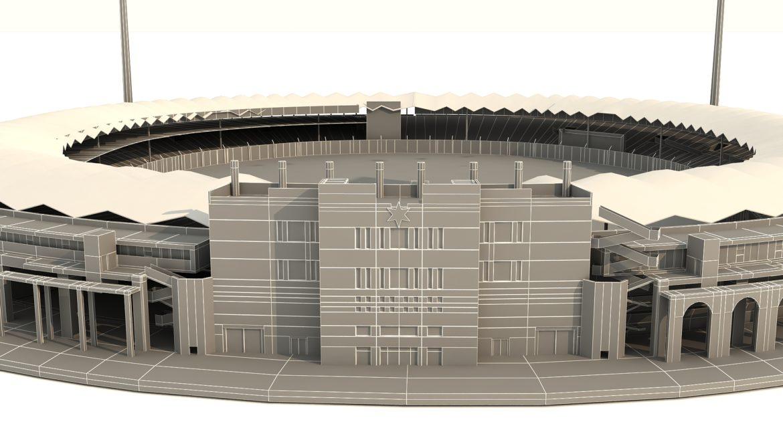 national cricket stadium 3d model 3ds max fbx obj 321276
