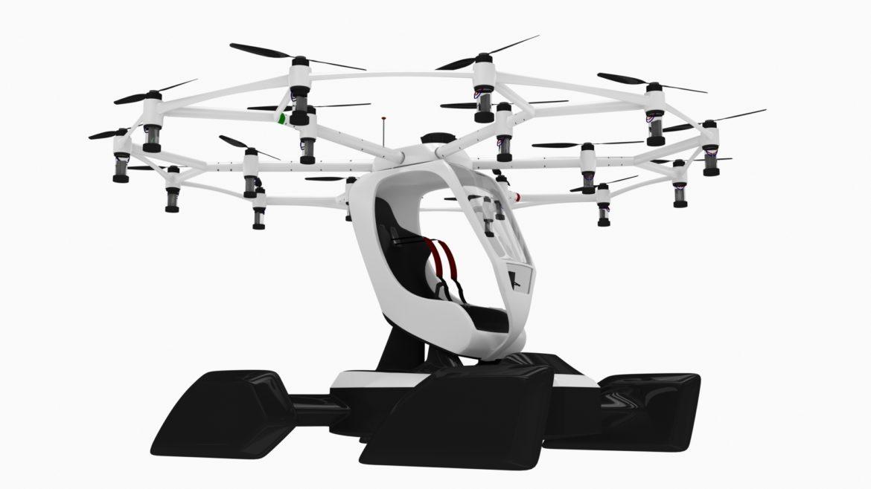 """""""airlift hexa"""" 3D modelis 3ds max fbx obj 321444"""