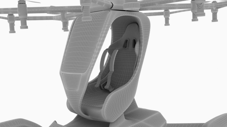 """""""airlift hexa"""" 3D modelis 3ds max fbx obj 321457"""