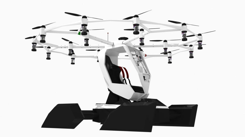 """""""airlift hexa"""" 3D modelis 3ds max fbx obj 321460"""