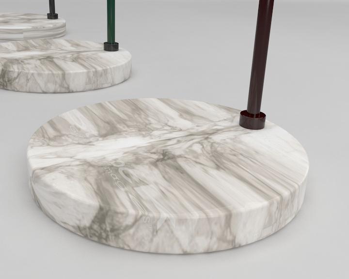 arched floor lamp 3d model 3ds max fbx obj 321508