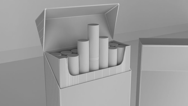 пакет сигарет 3D модель 3ds max fbx obj 321551