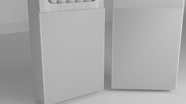 пакет сигарет 3D модель 3ds max fbx obj 321552