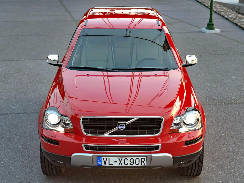 suv xc90 r-design 2009 3d модел 3ds max fbx c4d dae obj 322304