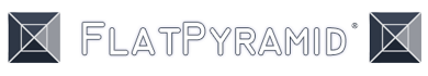 FlatPyramid 3D მოდელები