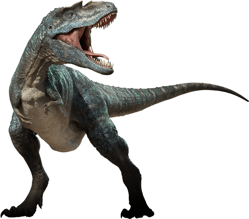 3d dinosaurie