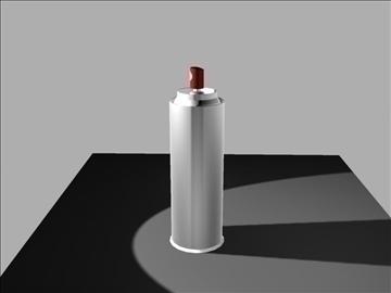 aerosol 3d model max 96559 ola bilər