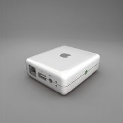 Apple airport Extreme ( 42.78KB jpg by eric_apanowicz )