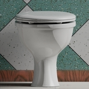 baby wc model 3d 3ds max dxf obj 82248