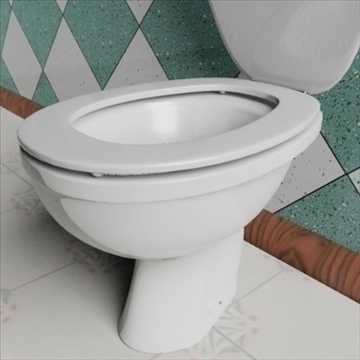 baby wc model 3d 3ds max dxf obj 82251