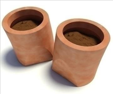 cip vase 3d model 3ds max fbx obj 90169