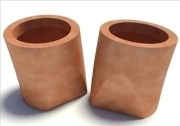 cip vase 3d model 3ds max fbx obj 90170