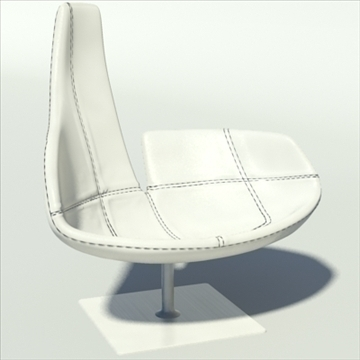 fjord_high_resolution_white 3d model 3ds max dwg fbx obj 87611