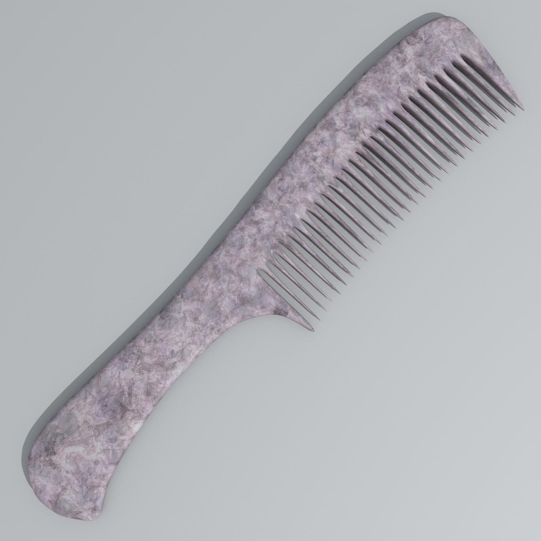 matu ķemme 3d modelis maisījums obj 141058