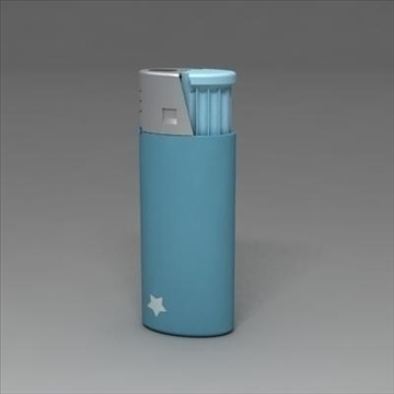 light max 3d model 3ds max fbx obj 107551