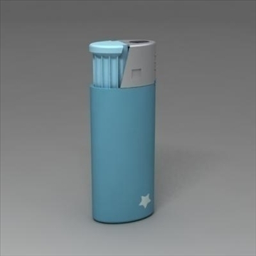 light max 3d model 3ds max fbx obj 107553