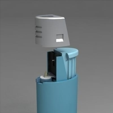 light max 3d model 3ds max fbx obj 107555