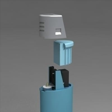 light max 3d model 3ds max fbx obj 107556