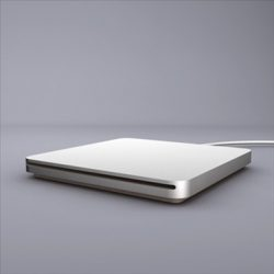 Macbook Air Superdrive ( 38.08KB jpg by eric_apanowicz )