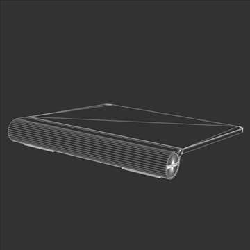 magic trackpad 3d model 3ds dxf fbx c4d x obj 106649