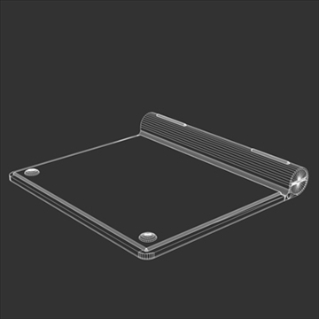 magic trackpad 3d model 3ds dxf fbx c4d x obj 106650
