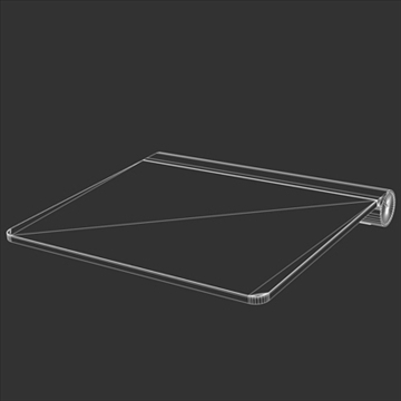 magic trackpad 3d model 3ds dxf fbx c4d x obj 106653