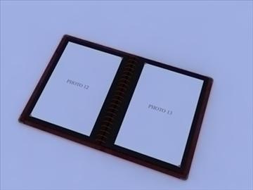 photo album 01. 3d model 3ds max other obj 95532