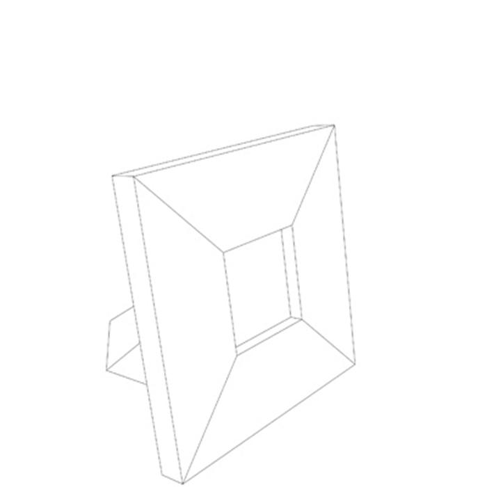 photo frame 3d model 3ds ma mb obj 155594
