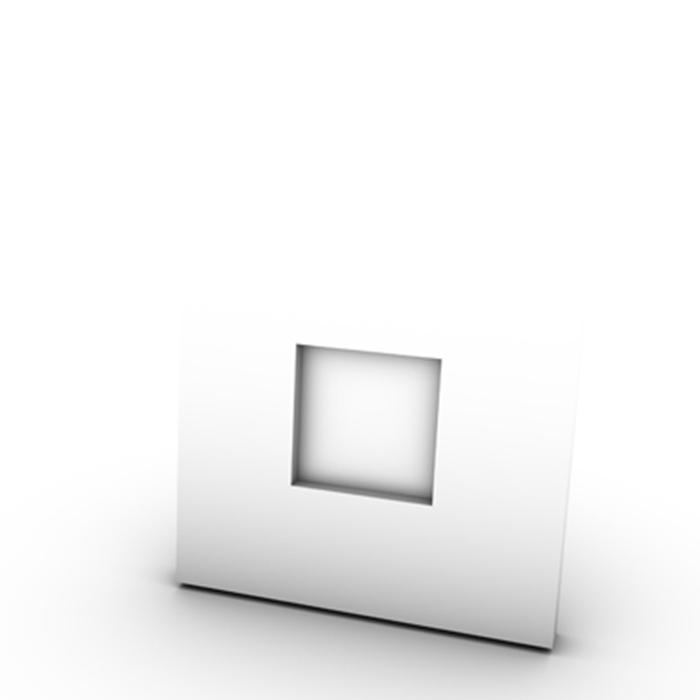 photo frame 3d model 3ds ma mb obj 155595