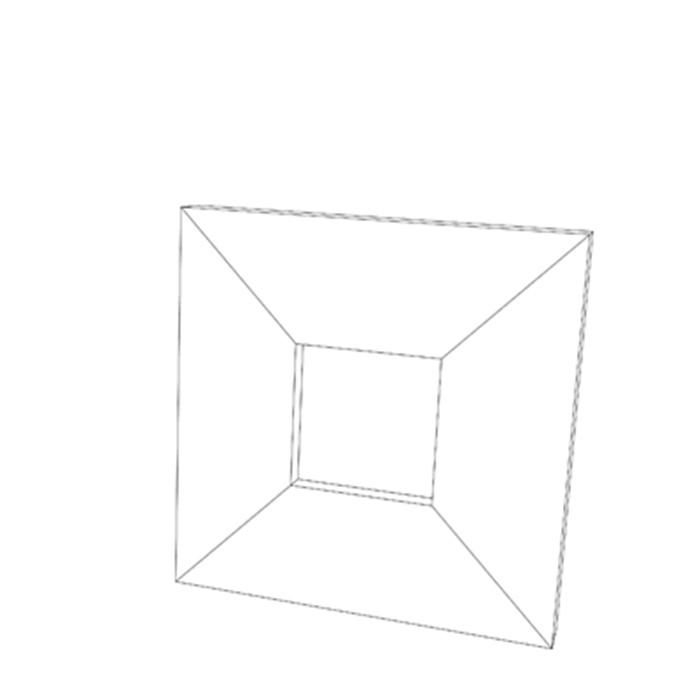 photo frame 3d model 3ds ma mb obj 155597
