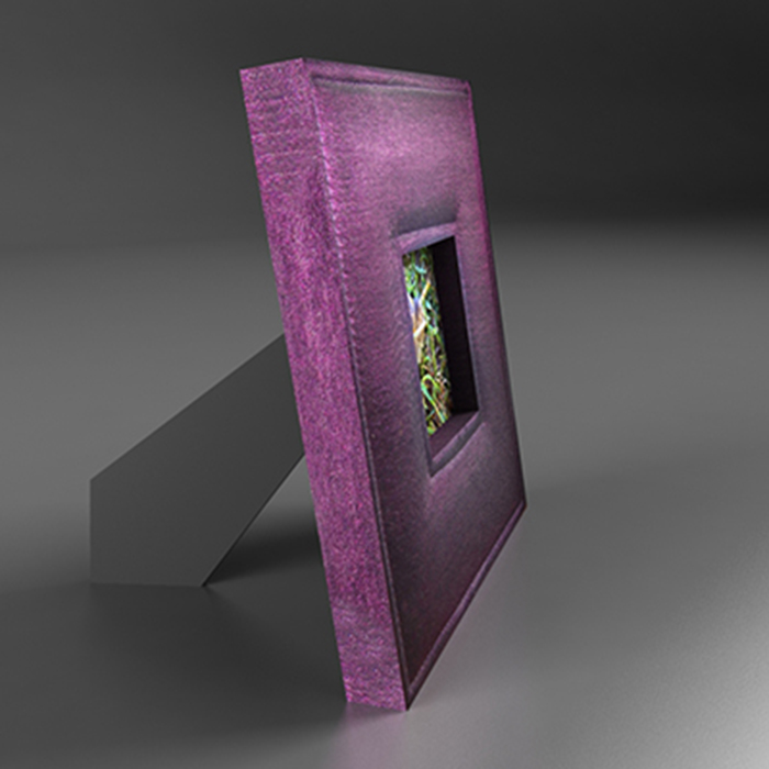photo frame 4 3d model 3ds max fbx ma mb obj 155992