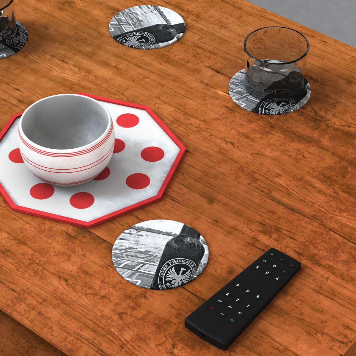 room table 3d model 3ds max fbx c4d ma mb obj 162727