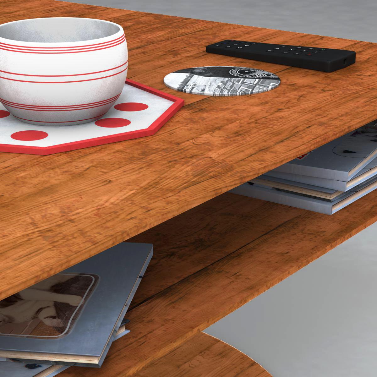 room table 3d model 3ds max fbx c4d ma mb obj 162731