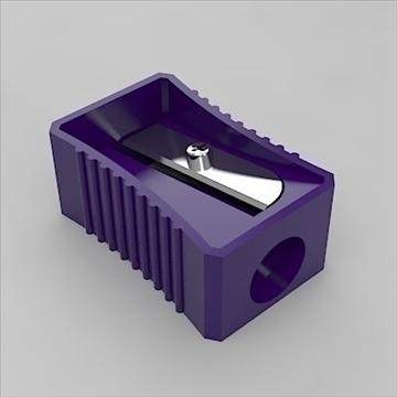 sharpener 3d model 3ds 3dm obj 107581