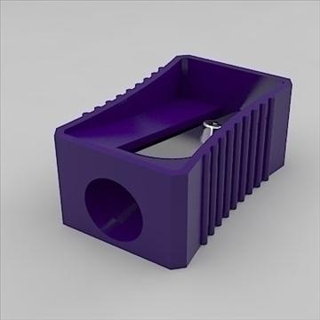 sharpener 3d model 3ds 3dm obj 107582