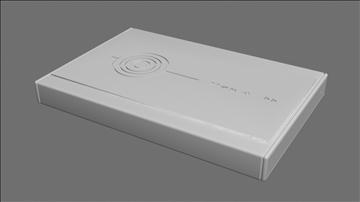 thermaltake max 4 2.5 3d model max 88106