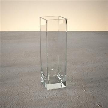 vase set 1 3d model 3ds max dwg fbx lwo ma mb hrc xsi obj 102442