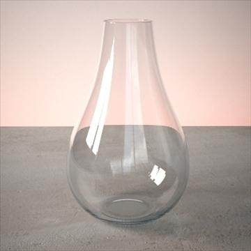 vase set 2 3d model 3ds max dwg fbx lwo ma mb hrc xsi obj 102450