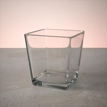 vase set 2 3d model 3ds max dwg fbx lwo ma mb hrc xsi obj 102451