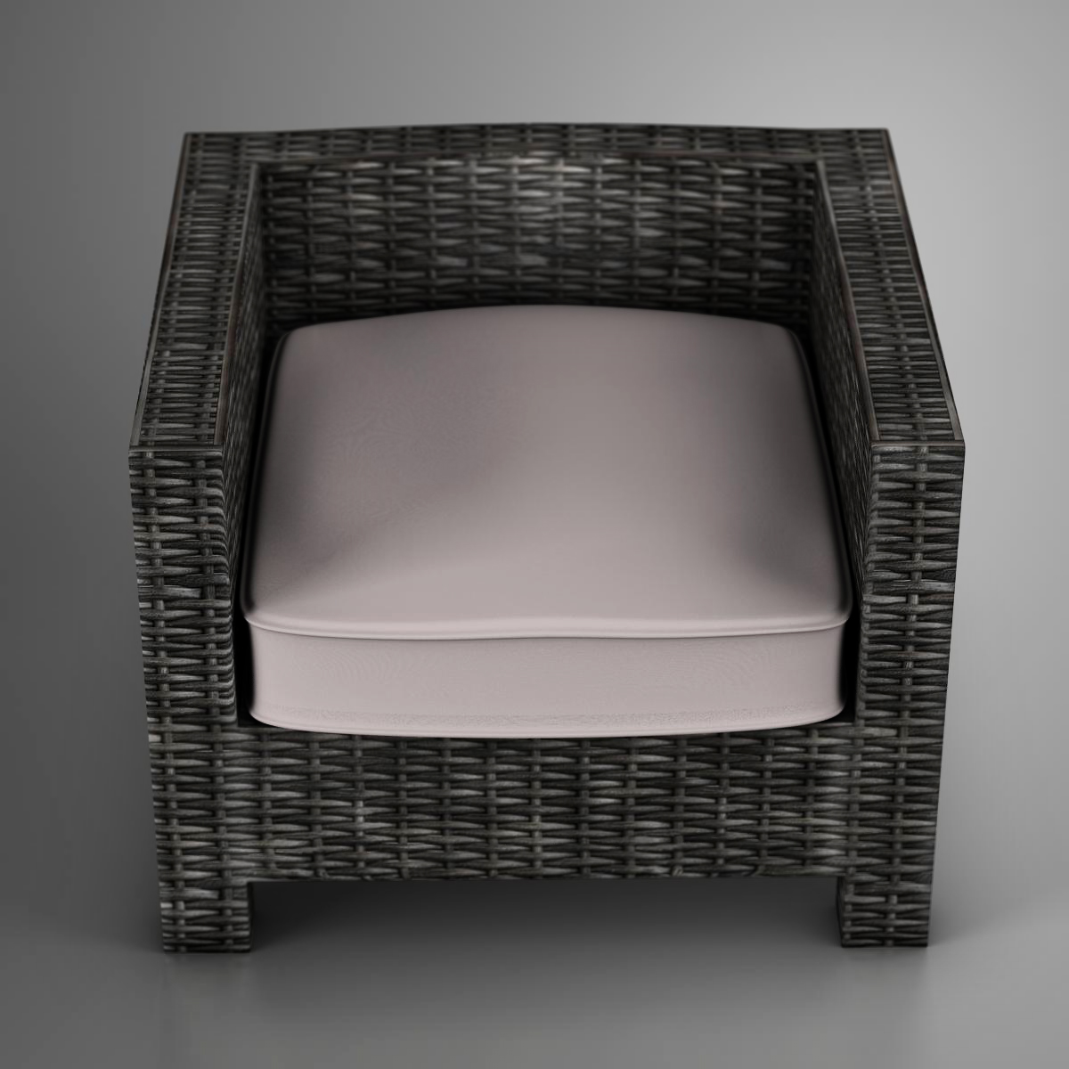 wicker couch 3d model 3ds max fbx c4d ma mb obj 162333