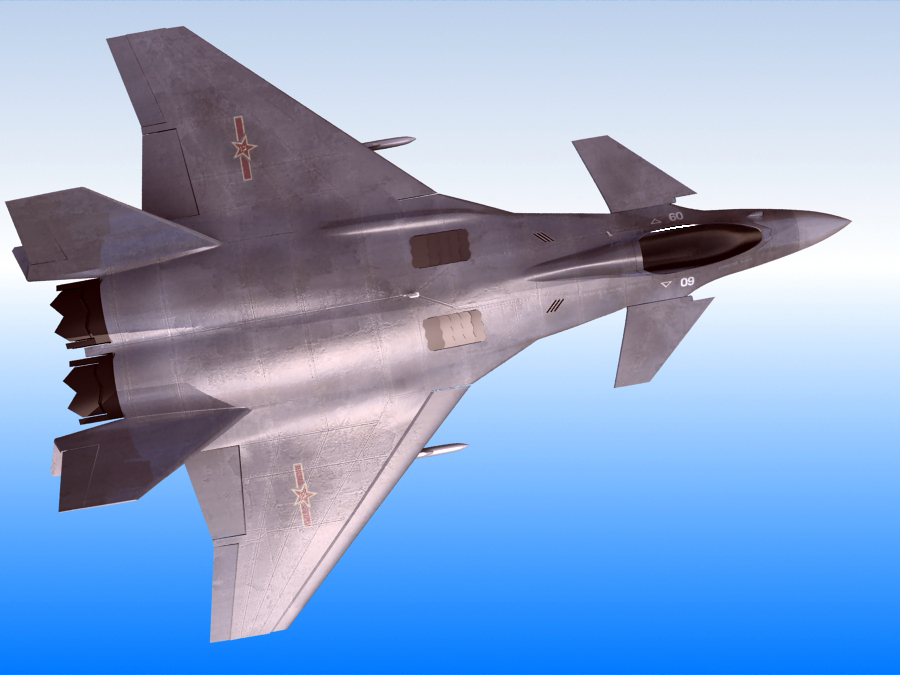 j-14 china fighter 3d modeli 3ds max fbx obj 123564